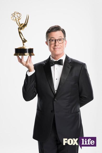 FOX Life EMMYS Stephen Colbert