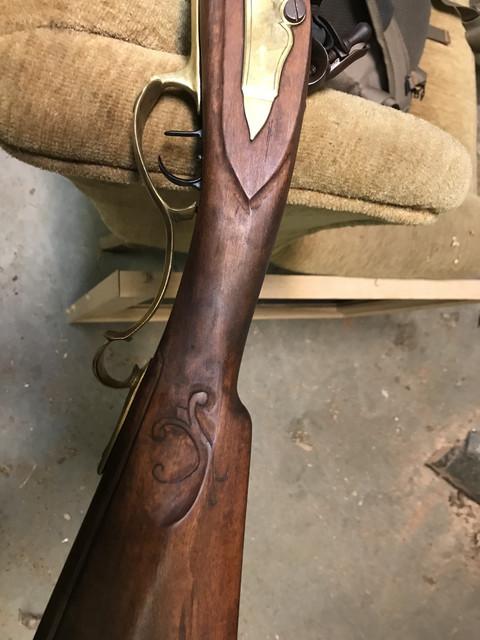 F Klette VA Rifle