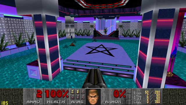 Synthwave Doom Mega Wad: UPDATE - WADs & Mods - Doomworld