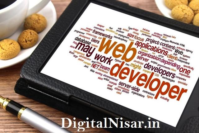 Website developer in Lucknow