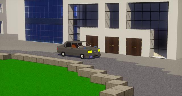 Скачать мод Saracalia's Vehicle для Minecraft 1.10.2