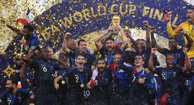 Франция чемпионы мира