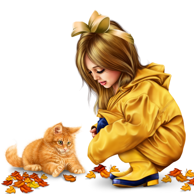 little-girl-in-raincoat-with-a-kitty-png-25295f213dcb182aa.png