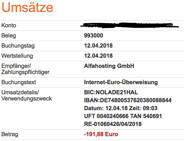 alfahosting_uberweisung