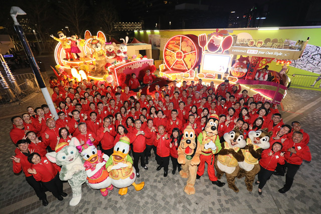 [Hong Kong Disneyland Resort] Le Resort en général - le coin des petites infos - Page 11 W801