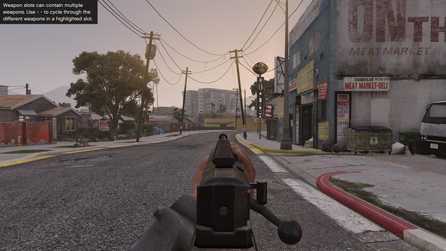 No scope sniper 1st