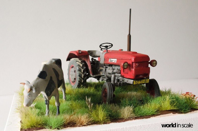 Zetor 3511 - 1:35 of SKP Models 23916671_946722298828619_7874902554549947753_o
