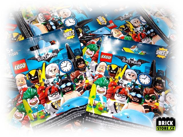 2. série minifigurek LEGO Batman film