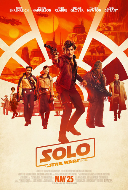 Solo : A Star Wars Story [Lucasfilm - 2018] - Page 6 Solo