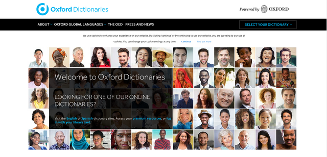 Oxford Dictionaries The World s Most Trusted Dictionary Provider 2018 08 31 10 55 22