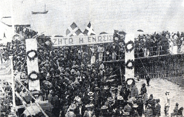 Cypriot demonstration 1930