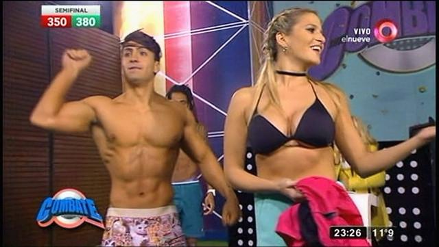 Vicky Mariana Combate 100617 21