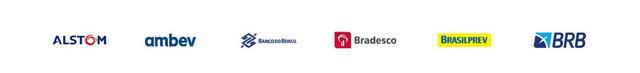 Clientes Spread - Alstom, Ambev, Banco do Brasil, Bradesco, Brasilprev, BRB