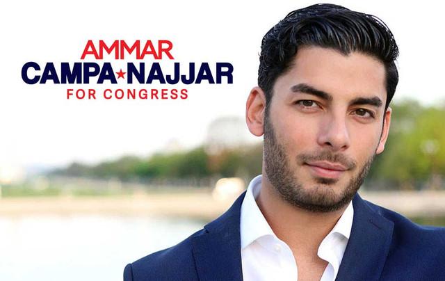 Image result for photos Ammar Campa-Najjar,
