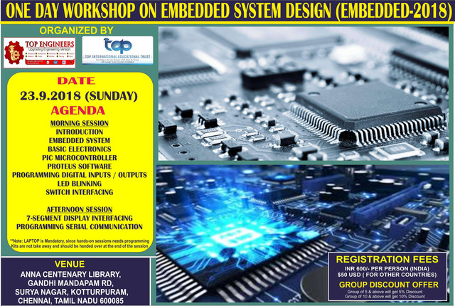 Embedded System Design Top