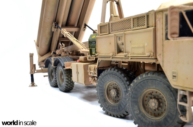 Terminal High Altitude Area Defence (THAAD) - 1/35 by Trumpeter DSC_3170_1024x678