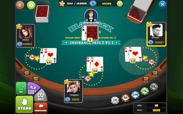 Online Blackjack For US Players