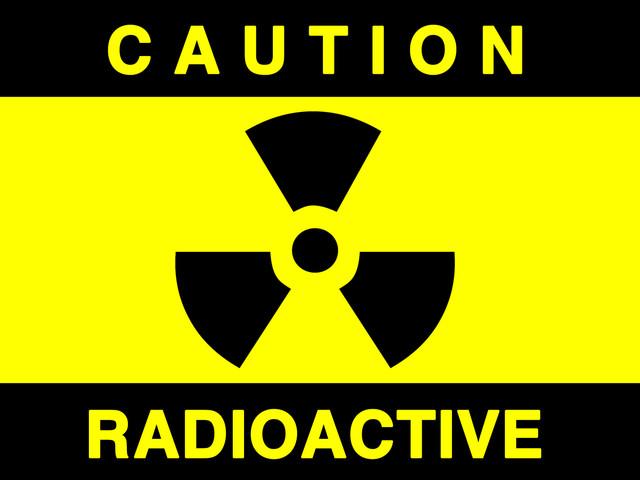 radioactive frm