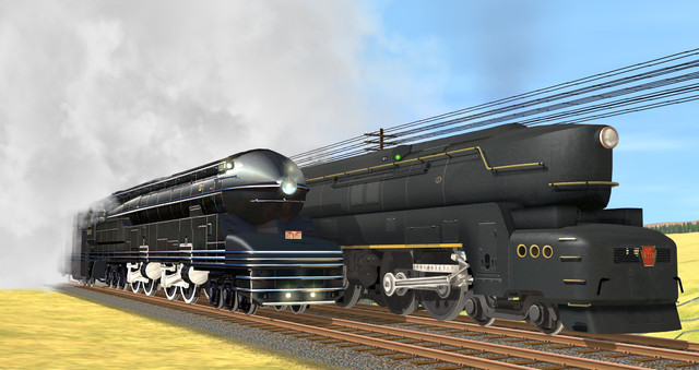 PRR S1 and T1 in video game