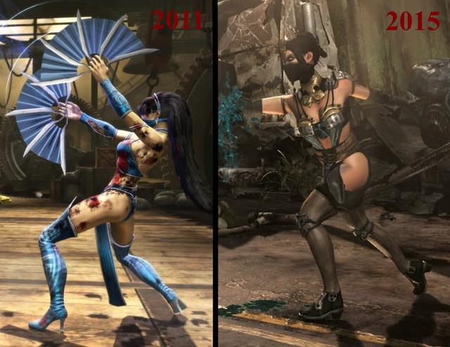 Mortal compare