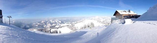 Franse skigebieden