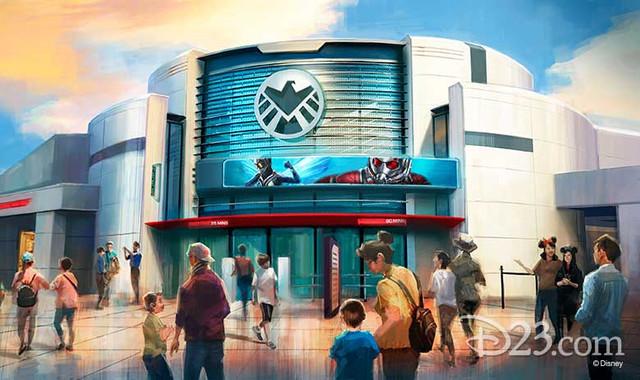 [Hong Kong Disneyland] Nouveau Land Marvel Universe (2019 - 2023) - Page 2 W792