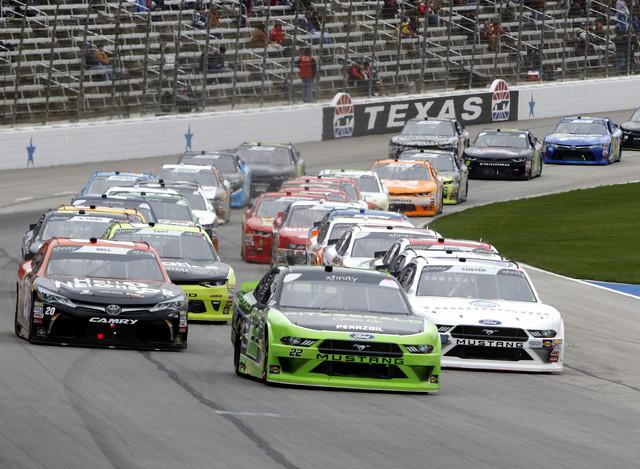 NASCAR_Texas_XFinity_Auto_Racing
