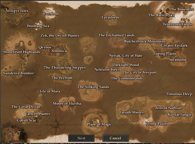 Expansions and Adventure Packs | EverQuest 2 Forums