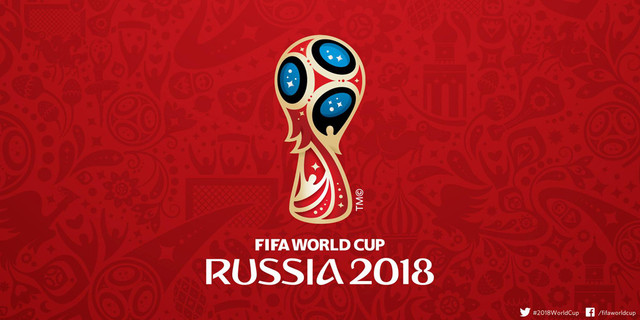 russia 2018 fifa pattern