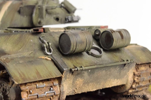 IS-7 (Object 260) Heavy Tank - 1:35 of Trumpeter 28071094_996436957190486_285922018286496695_o
