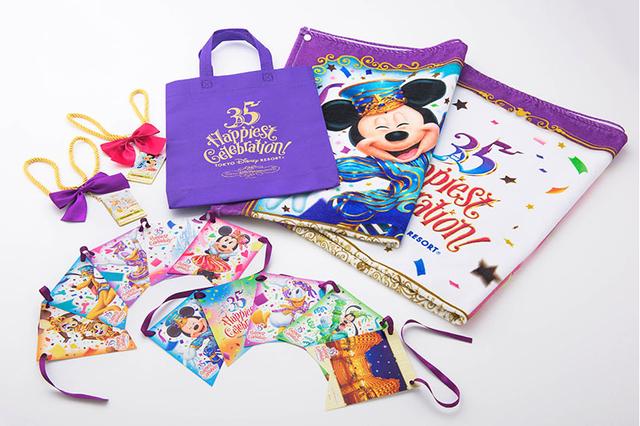 [Tokyo Disney Resort] 35th Anniversary : Happiest Celebration ! (du 15 avril 2018 au 25 mars 2019) W783