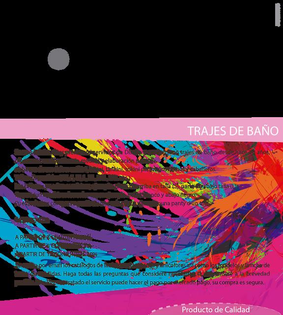 Anuncio Aidoly ML Trajes de Ba o SERVICIOS 01