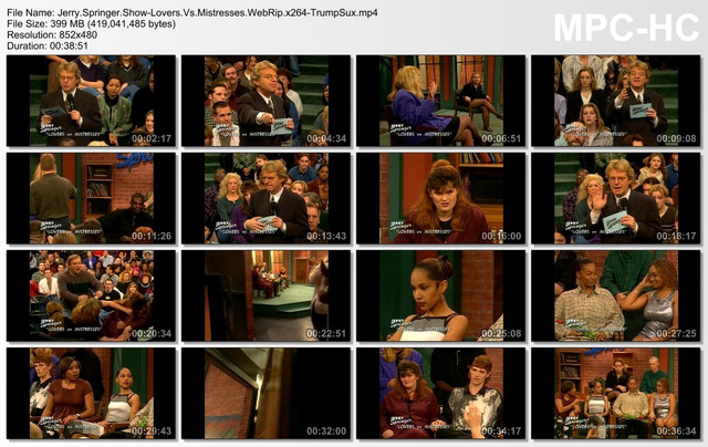 Jerry Springer Show-Lovers Vs Mistresses WebRip x264-TrumpSux mp4