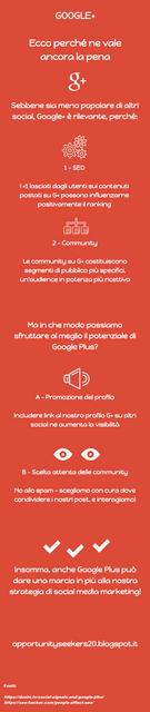 Google Plus, Come Usarlo e Perché