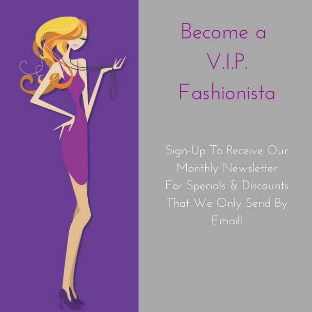 Look What I Found Boutique VIP Newsletter Signup