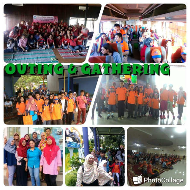 OUTING GATHERING