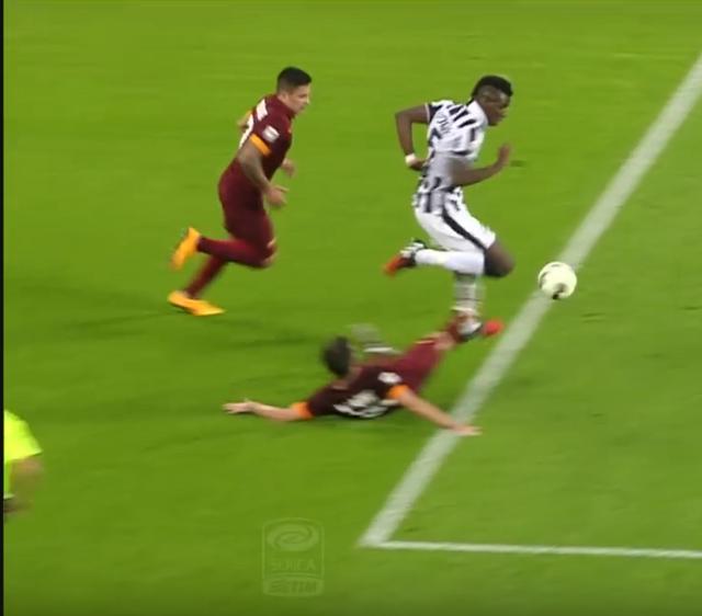 Screenshot 2018 4 17 Juventus Roma 3 2 Highlights Giornata 06 Serie A TIM 2014 15 You Tube 2