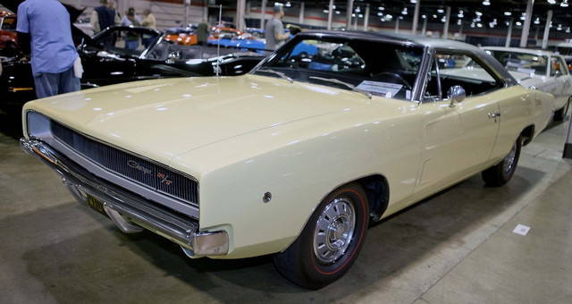 2016 muscle car and corvette nationals mcacn 50 1968 Charger RTs at — imgbb.com