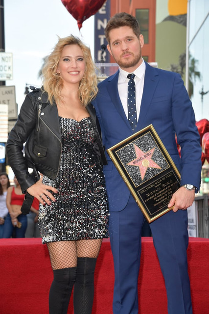 Michael-Bubl-Hollywood-Walk-Fame-Ceremony-2018-8