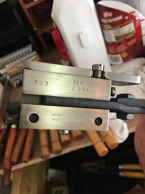 ARSENAL Molds H&G#503 Quick review - AR15 COM