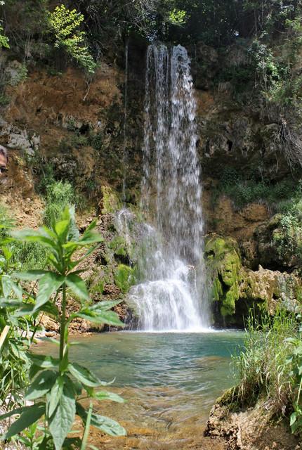 veliki buk lisine vodopad