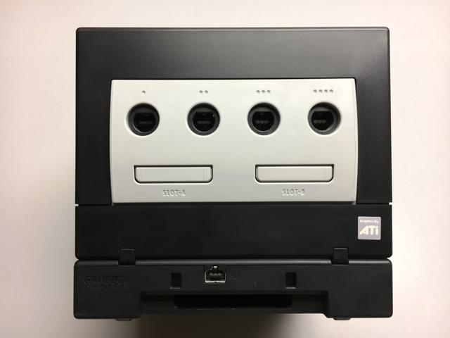 [Vendu] Nintendo GameCube DOL-001 Region Free XenoGC Game Boy Player SDGecko Swiss 240p !!!! IMG-0633