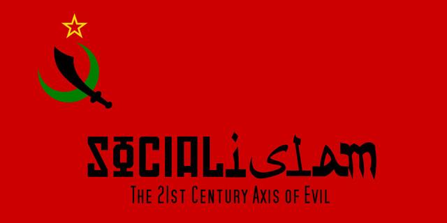 Social Islam flag 2