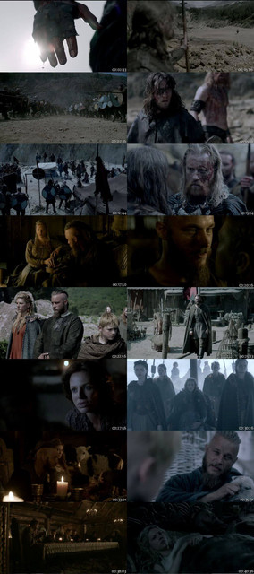 Vikings S02 All Episodes Download HD In Hindi Dual Audio