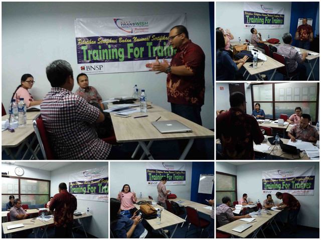 Training For Trainer Sertifikasi BNSP RS Santosa - transwish indonesia-day 2