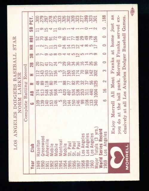 1961 M Lar B