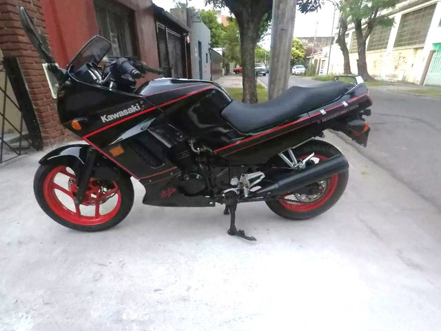 kawasaki ninja 250 1989 D NQ NP 767797 MLA26567768631 122017 F