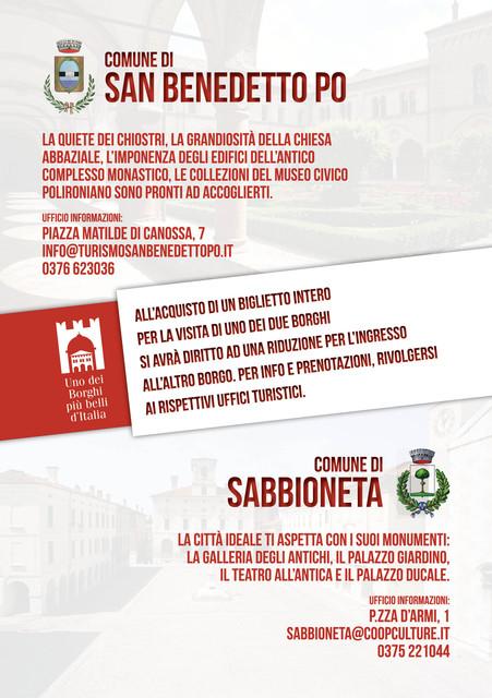 Sabbioneta midres back