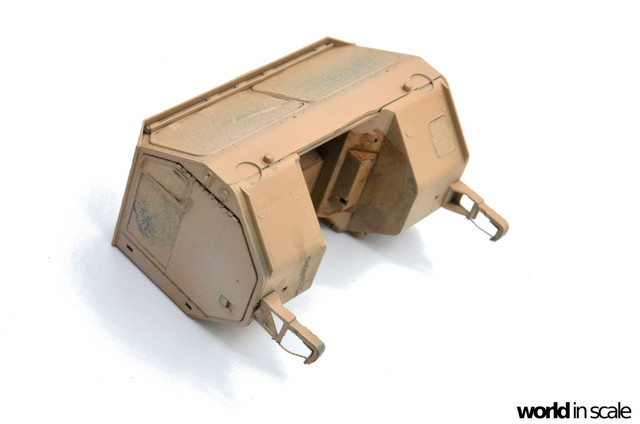 Terminal High Altitude Area Defence (THAAD) - 1/35 by Trumpeter DSC_3110_1024x678