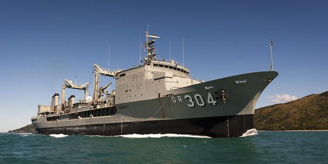 RIMPAC_2018_HMAS_SUCCESS_SUPPORT_SHIP